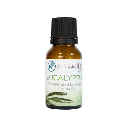 PureGuardian SPAEUC15 0.5 oz. Concentrated Eucalyptus Aroma Oil