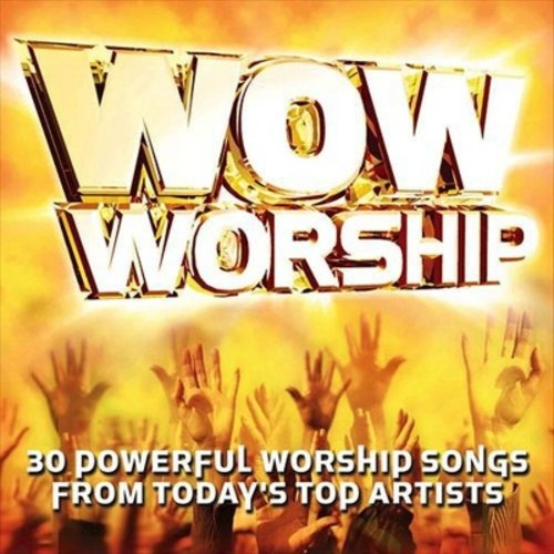 Various - Wow worship yellow (CD)