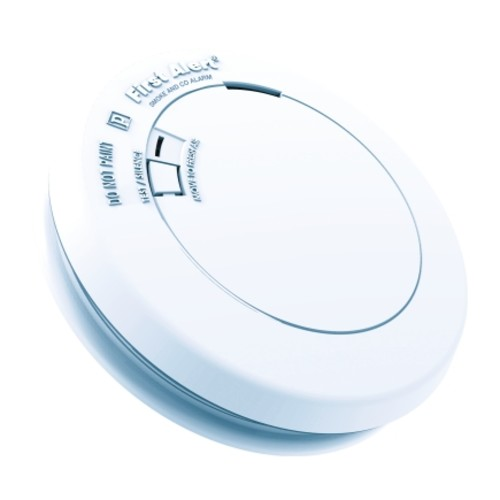 First Alert Battery-Powered Photoelectric Smoke Alarm(PR700)