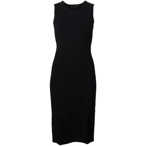 ALEXANDER WANG Slit Detailed Dress