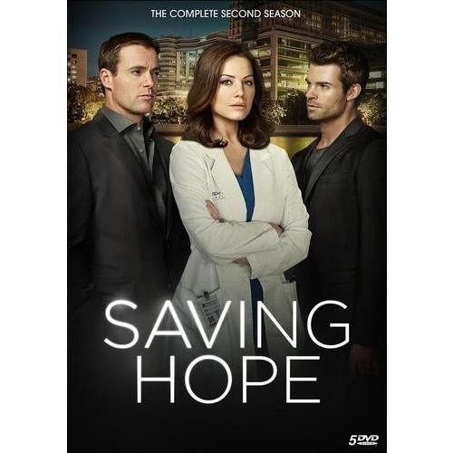 Saving Hope: Season 2 [5 Discs] [DVD]
