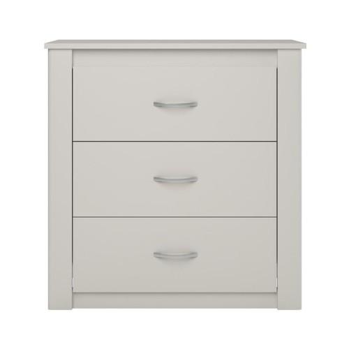 Cosco Riley 3 Drawer Dresser - White