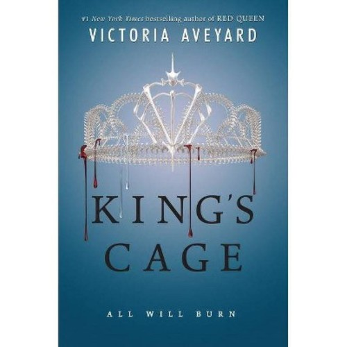 King's Cage (Red Queen Series #3) (Hardcover) by Victoria Aveyard