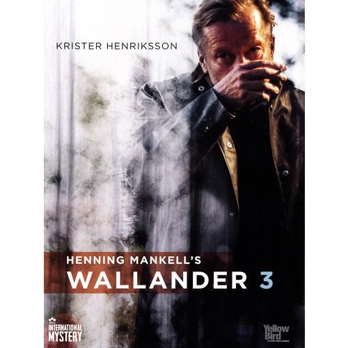 Wallander: 3 [4 Discs] [DVD]