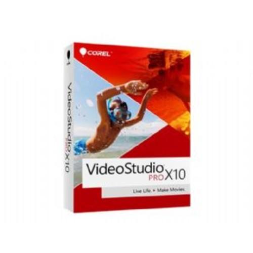 Corel VideoStudio Pro X10 - Box pack - 1 user - DVD (mini-box) - Win - Multi-Lingual