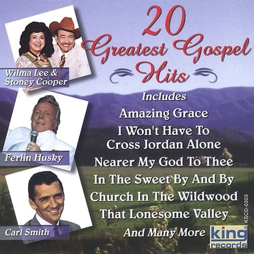 20 Greatest Gospel Hits