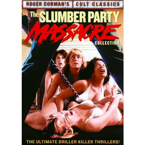 Roger Corman's Cult Classics: The Slumber Party Massacre Collection [2 Discs] [DVD]