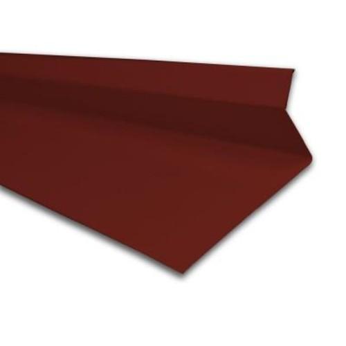 Metal Sales Drip Cap in Red