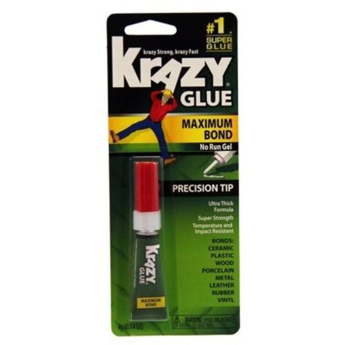 Instant KG48448MR Krazy Glue Advanced Formula Gel, 0.14 oz