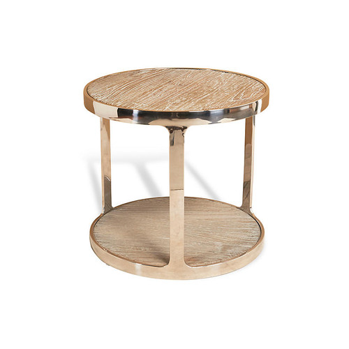 Carlie Round Side Table