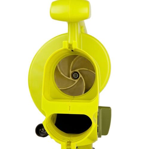 Sun Joe SBJ604E Blower Joe Electric Blower, Vacuum and Leaf Shredder [Black]
