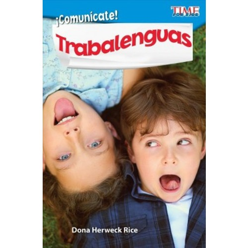 Trabalenguas/ Tongue Twisters (Paperback) (Dona Herweck Rice)