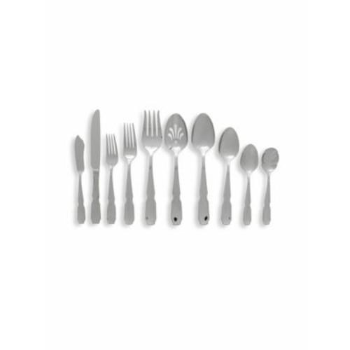 Cuisinart - 45-Piece Stainless Steel Flatware Set