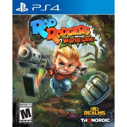 Rad Rogers World One - PlayStation 4