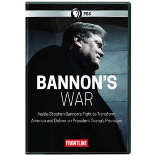 Frontline: Bannon's War [DVD]