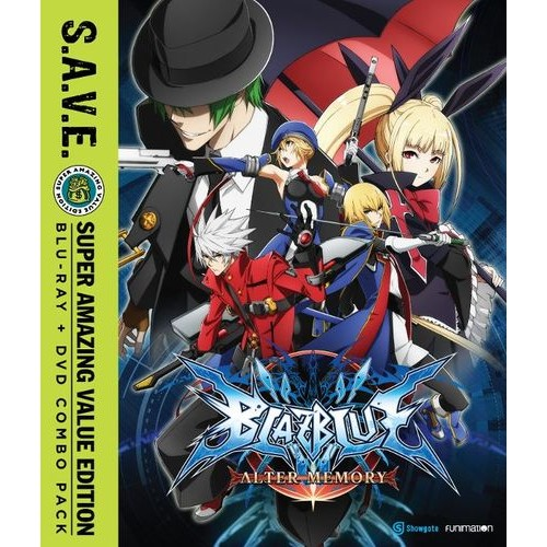 BlazBlue: Alter Memory - The Complete Series [S.A.V.E.] [Blu-ray]