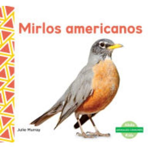 Mirlos Americanos (Robins)
