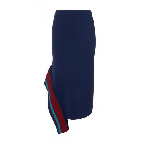 TIBI Jacquard Knit Skirt