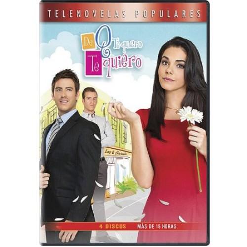 De Que Te Quiero Te Quiero (DVD)