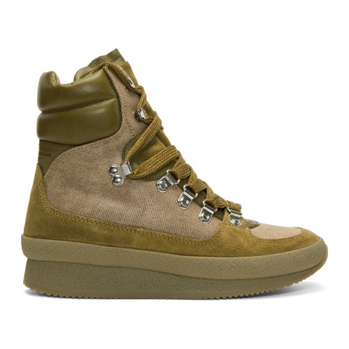 Beige Brendty Hiking Boots