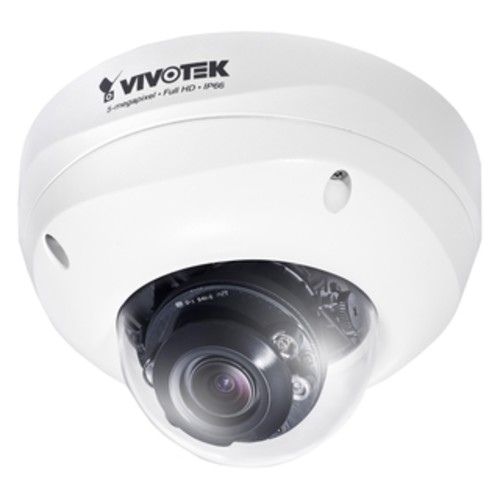 Vivotek FD8381-EV 5 Megapixel Network Camera - Color, Monochrome