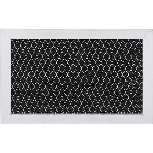 GE - Microwave Filter Kit for Select GE Microwaves - Black
