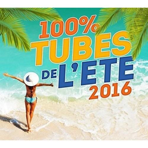 100% Summer Hits 2016 & Various - 100% Summer Hits 2016 / Various (CD)
