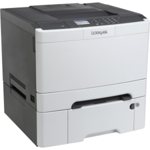 Lexmark CS410dtn - printer - color - laser