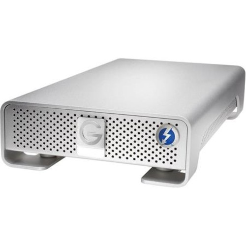 G-Technology 4TB G-Drive, 7200RPM, Up to 165MB/s Transfer Rate 0G03050