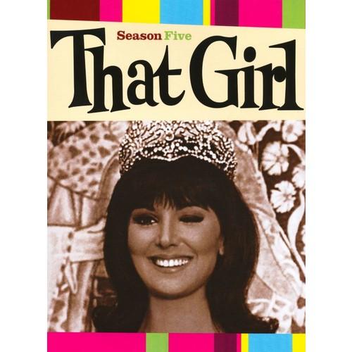 That Girl: Season Five [4 Discs] [DVD]