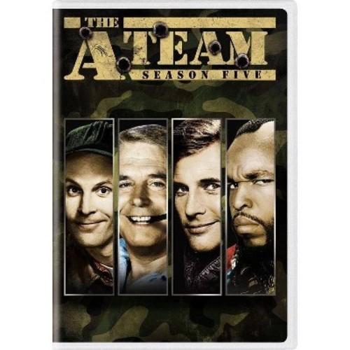A team:Season five (DVD)