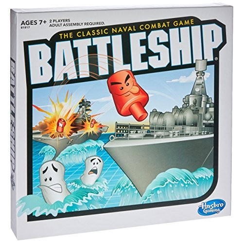 Battleship...