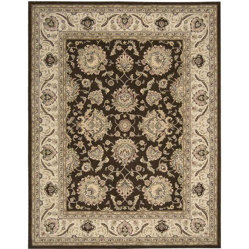 Nourison Silk Touch Collection Sch04 5' X 8' Area Rug