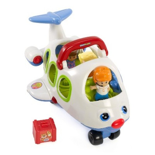 Fisher-Price Little People Lil' Movers Airplane [Standard Packaging]