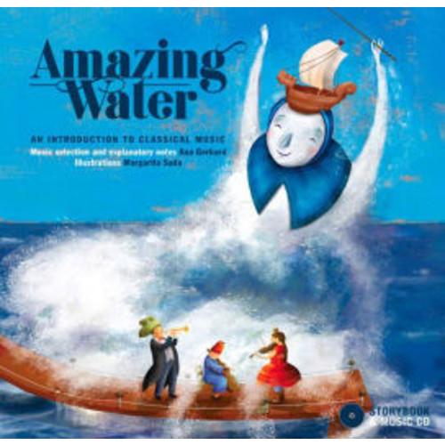Amazing Water [CD & Book]
