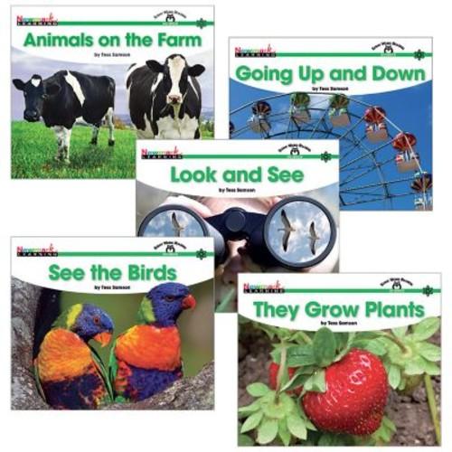 mark Learning Sight Word Readers Complete Science 16 Title Book Set, Grade PreK - K