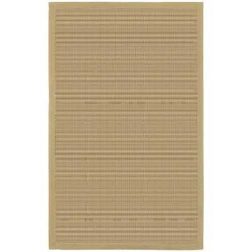 Chandra Bay Tan/Beige 8 ft. x 10 ft. Indoor Area Rug
