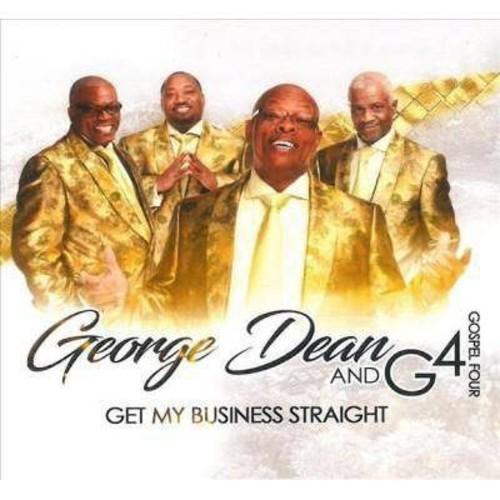 Gospel Four - Get My Business Straight (CD)