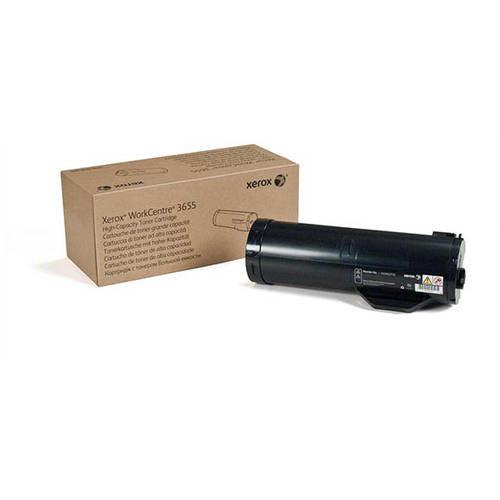 Xerox - Toner Cartridge - Black - Black