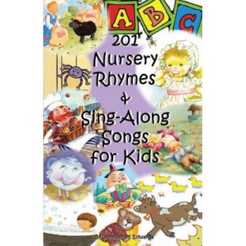 201 Nursery Rhymes & Sing-Along Songs for Kids