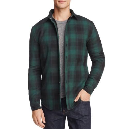 Flannel Yahoo Regular Fit Shirt Jacket