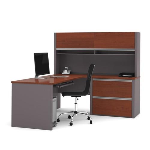 Bestar Desks & Computer Tables Bestar Connexion L-shape Desk
