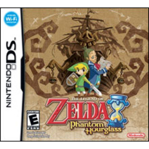 The Legend of Zelda: Phantom Hourglass [Pre-Owned]