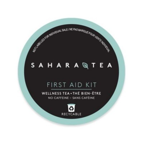 Keurig K-Cup 12-Count Sahara Tea First Aid Kit Cold Relief Tea