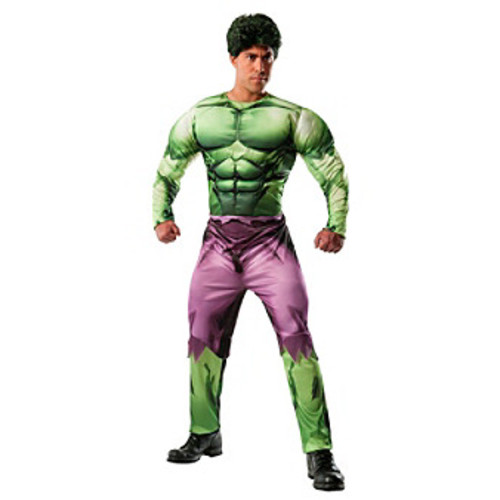 Marvel Classic Deluxe Hulk Adult Costume
