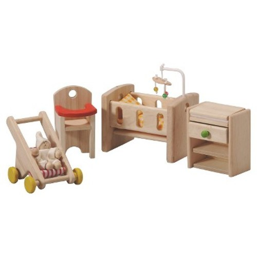 Plan Toys Dollhouse Nursery