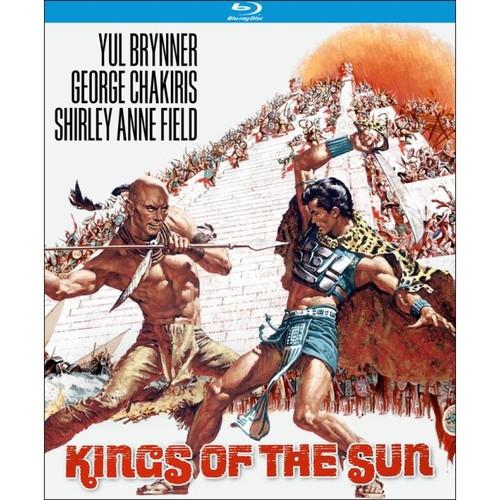 Kings of the Sun [Blu-ray] [1963]