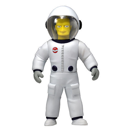 Simpsons 25th Anniversary - 5 Inch Figure - Series 4 - Buzz Aldrin