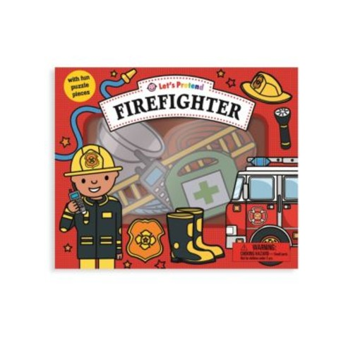 Let's Pretend Firefighter Set With Fun Puzzle Pieces