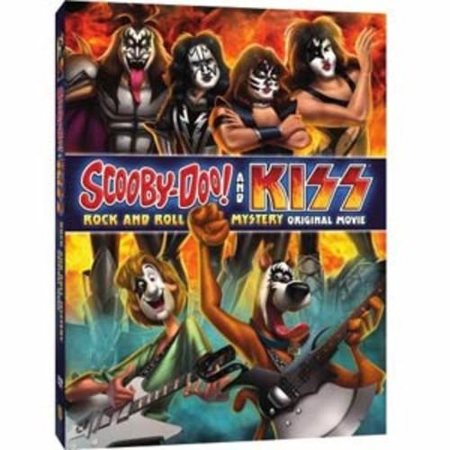 Scooby-Doo! & Kiss: Rock & Roll Mystery